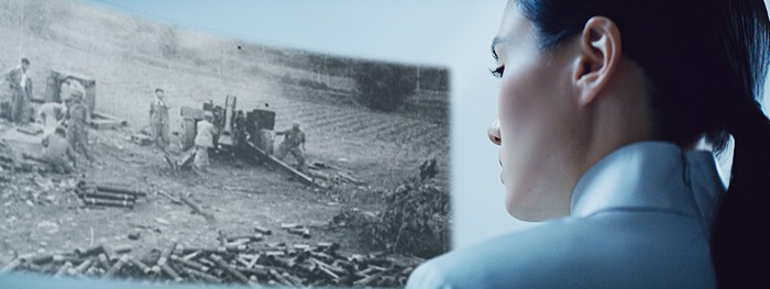 A new KOCIS promotional video talks about recent Korean history, like the Korean War and the development of democracy, and says that people overcame these ordeals through a desire for peace and harmony.