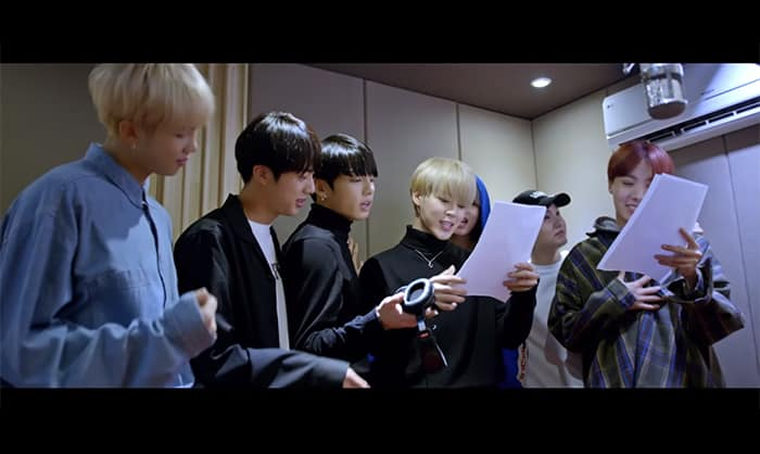 The Seoul Metropolitan Government releases the music video of pop sensation BTS's promotional song 'With Seoul' on Dec. 13. ('With Seoul' music video)