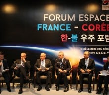 Seoul, Paris discuss future cooperation in space