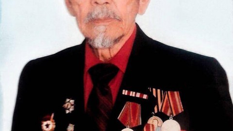 A veteran of the Great Patriotic War