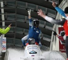 Russia defends 4-man bobsleigh title in Pyeongchang