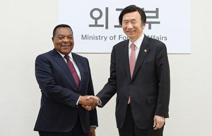 Korea, Tanzania discuss expanded cooperation