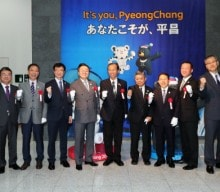 Korea promotes Winter Olympics in Tokyo