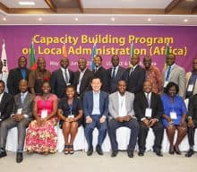 Korea shares administrative strategies with African governments