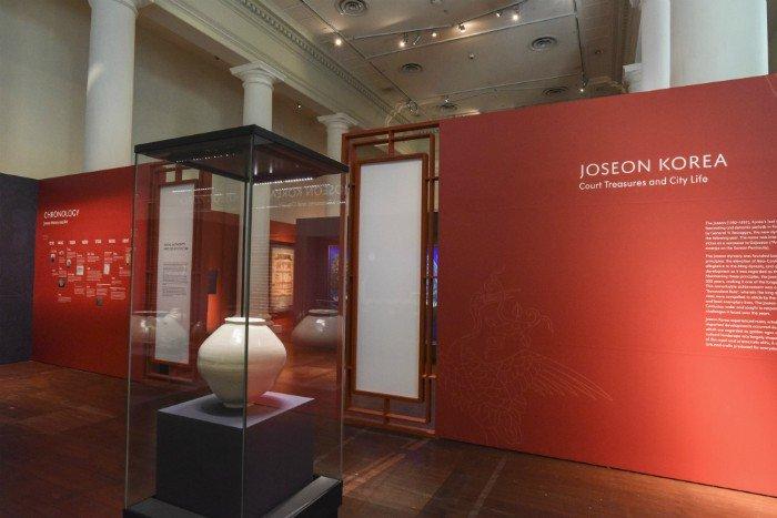 Korean historical exhibit comes to Singapore