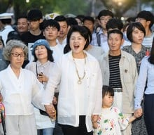 Pres. office's front road to become new Seoul attraction
