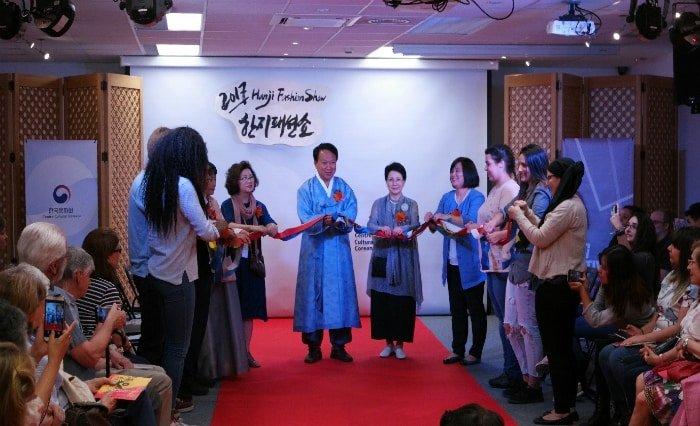 Korean festival draws crowds in Madrid