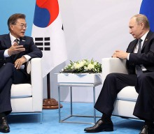 Korean, Russian leaders emphasize expanded cooperation