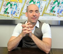 Graphic novelist talks about youth