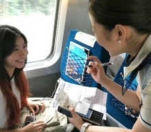Rail pass offers online train reservations for non-Koreans