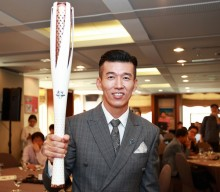 Seoul 1988 Paralympic torch returns for PyeongChang 2018