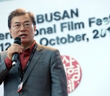 I'm very proud of the Busan Int'l Film Festival: president