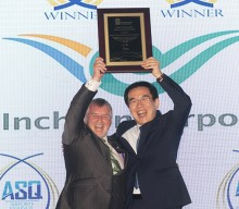 Incheon airport remains world's best airport for 12th year