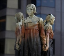 San Francisco formally accepts 'comfort women' statue