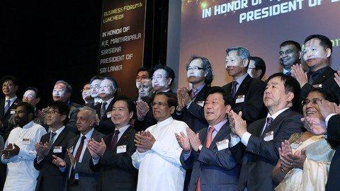 Korea, Sri Lanka hold business forum, strengthen trade