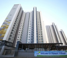 Gangneung's Olympic Village ready for athletes