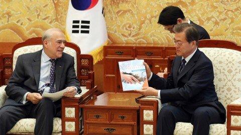 OECD upgrades Korean economic growth to 3.2 percent