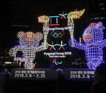 Olympic mascots bring light to winter sports in Seoul