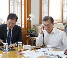 Korea, US hold two calls to discuss NK missiles